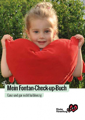 Titelbild Fontan Check-up-Buch