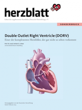 Titelbild Double Outlet Right Ventricle DORV (2015)